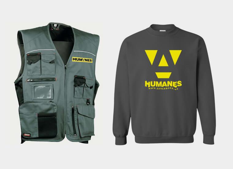 proceso vestuario humanes