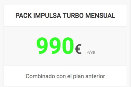 pack impulsa turbo mensual shop
